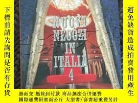 二手書博民逛書店New罕見Shops in Italy (Vol 4) ---[