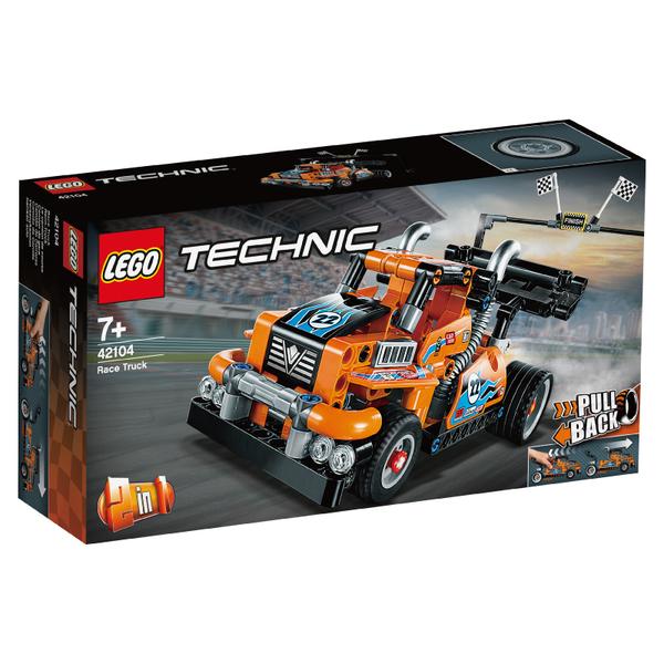 樂高 LEGO 42104賽道卡車