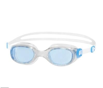 【線上體育】speedo 成人泳鏡 Futura Classic 透明-藍 SD8108983537