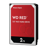 WD 紅標 2TB 3.5吋 NAS硬碟(WD20EFAX)