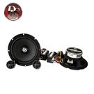 瑞典 DLS 6.5吋 M6.2I 二音路分音喇叭 車用喇叭