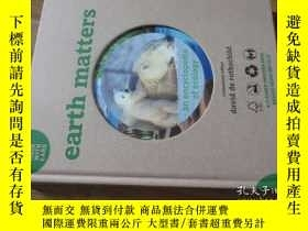 二手書博民逛書店dk罕見made with care earth matters
