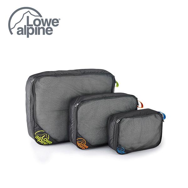 Lowe Alpine Packing Cube 多功能打包袋 | 行李袋  煤炭黑 #FAE07 -L號