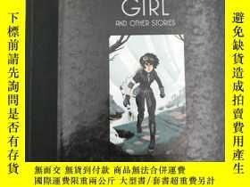 二手書博民逛書店The罕見Tomorrow Girl vol.1Y19139 A