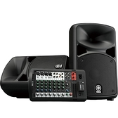 【音響世界】YAMAHA STAGEPAS 600BT 行動PA音響系統 - 680W高功率十軌混音器