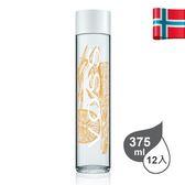 挪威VOSS芙絲風味氣泡礦泉水-柑橘檸檬草 375ml/24入