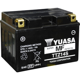 YUASA 湯淺 TTZ14S 機車電瓶/電池 正廠零件★全館免運費★『電力中心』