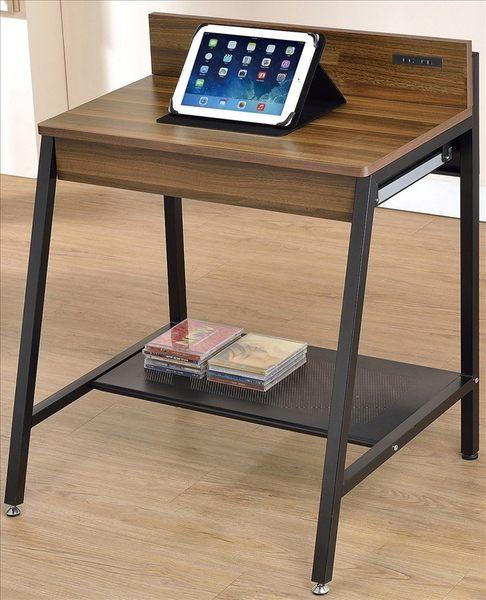 【新北大】✵ G882-1 小賈2.1尺胡桃兩用電腦桌 (17購)