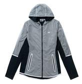New Balance Merino保暖風衣外套 女裝 灰  WJ61209SVM