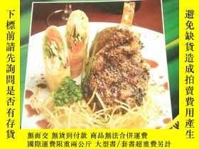 二手書博民逛書店Indonesia`s罕見Best Restaurant 200