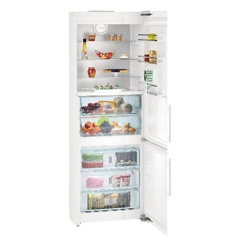 嘉儀 LIEBHERR 利勃 CBNP5056 獨立式 上下門冰箱 (424公升) 【得意家電】※熱線07-7428010