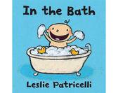 In The Bath 洗澡囉!對照硬頁書(英國版)
