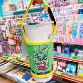 正版 蠟筆小新系列 飲料杯套 飲料提袋 飲料袋 恐龍餅乾款 COCOS DK280