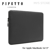 PIPETTO MacBook 16吋 15吋 Ultra Lite Sleeve 鑽石紋防撕裂布電腦包 apple筆電包