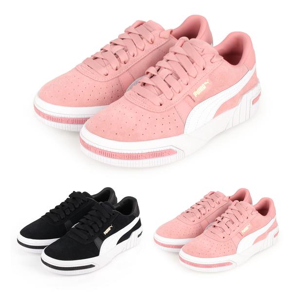 PUMA Cali Taped Wn s 女復古休閒鞋(免運 運動鞋 復古≡體院≡370819