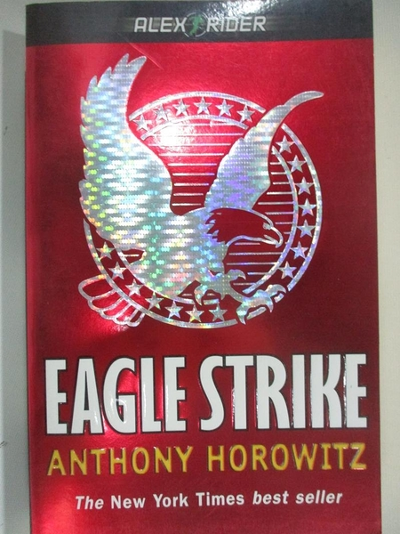 【書寶二手書T1/語言學習_BBZ】Eagle Strike_Horowitz, Anthony
