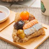【盛和風食集】蒔蘿國王鮭魚粽 4入