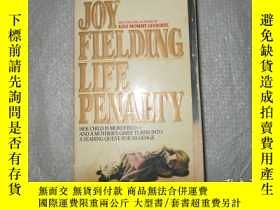 二手書博民逛書店LIFE罕見PENALTY JOY FIELDINGY17150
