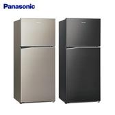 『Panasonic』- 國際牌 二門422L新一級鋼板電冰箱 NR-B420TV (含基本安裝+舊機回收)