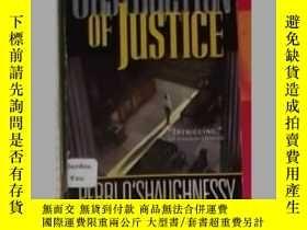 二手書博民逛書店英文原版罕見Obstruction of Justice by