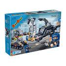 超級警察系列 NO.6207巨鯊基地(與樂高Lego相容)大盒【BanBao邦寶積木楚崴】