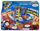 湯瑪士小火車 迷你湯瑪士 蝙蝠俠城堡遊戲組 美泰兒正貨 麗翔親子館