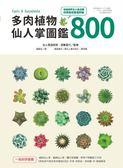 多肉植物‧仙人掌圖鑑800