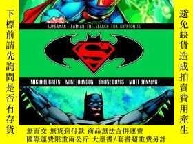 二手書博民逛書店Superman batman罕見Vol. 7Y256260 Michael Green Dc Comics