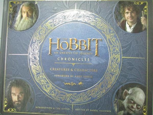 【書寶二手書T5/影視_WFC】Chronicles: Creatures & Characters (The