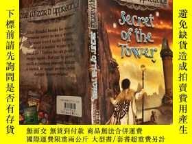 二手書博民逛書店Secrets罕見of the Tower 塔的秘密Y200392