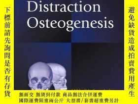 二手書博民逛書店Craniofacial罕見Distraction OsteogenesisY364682 Samchukov