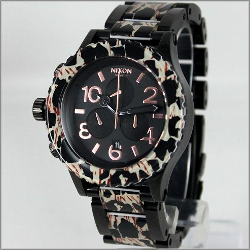 【萬年鐘錶】NIXON 美國加州 42-20 Chrono A0371153