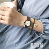 古風手表中國風手表 綠色森系超火小眾韓版復古時尚潮流手表49