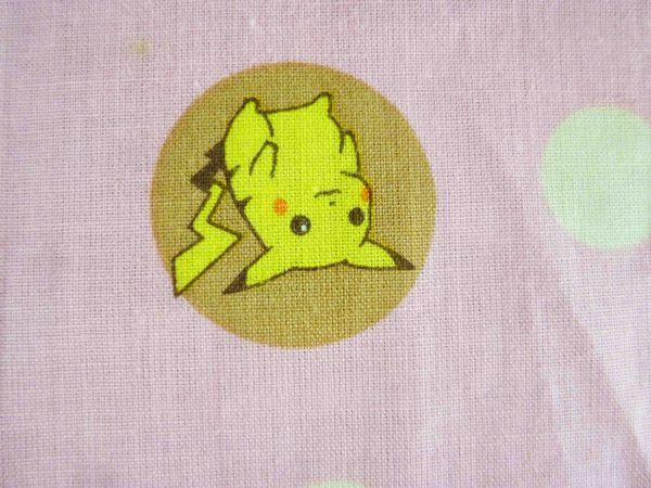 【震撼精品百貨】神奇寶貝_Pokemon~手帕-粉