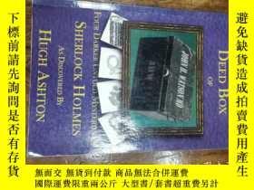 二手書博民逛書店secrets罕見from the deed box of fo