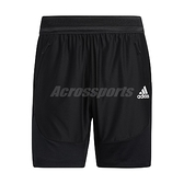 adidas 短褲 HEAT.RDY Training Shorts 黑 白 男款 運動褲 運動休閒 【ACS】 GL1677