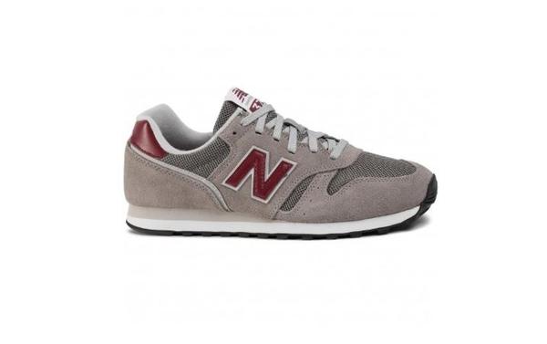 New Balance 男款復古灰運動休閒鞋-NO.ML373AD2