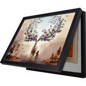 掛畫 裝飾畫免打孔現代簡約配電箱遮擋箱北歐客廳電源箱開關盒畫 歐萊爾藝術館
