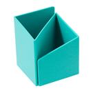 【奇奇文具】ABEL 03516 水藍 轉角筆筒