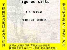 二手書博民逛書店【罕見】Ancient Chinese Figured Silk
