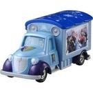 TOMICA 冰雪奇緣公主宣傳車 DS82290多美小汽車
