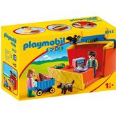 playmobil 123series 帶著走市集系列_PM09123