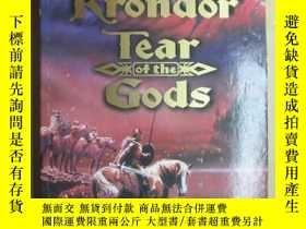 二手書博民逛書店Tear罕見of the Gods6583 英文原版 具體見圖