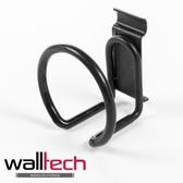 法國品牌walltech 掛鉤圓形型黑色烤漆款