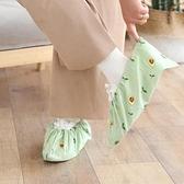 鞋套 卡通鞋套家用棉布鞋套可反復洗透氣加厚耐磨防滑防塵學生機房腳套