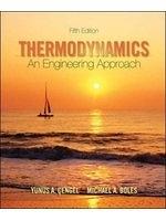 二手書博民逛書店 《Thermodynamics: An Engineering Approach》 R2Y ISBN:0071250840│YunusA.Cengel