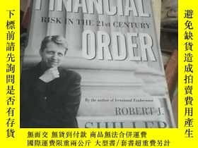 二手書博民逛書店The罕見New Financial Order: Risk i