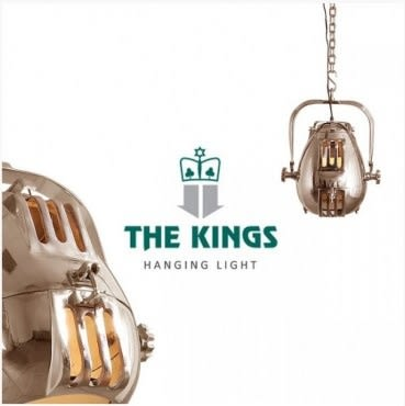 THE KINGS Admiral海軍上將復古工業吊燈