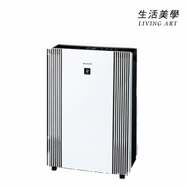 夏普 SHARP【FU-M1400】空氣清淨機 適用20坪 高濃度負離子 抗菌 防霉 除臭 PM2.5 靜音