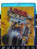 挖寶二手片-Q04-099-正版BD【樂高玩電影 2D單碟】-藍光動畫 LEGO(直購價)